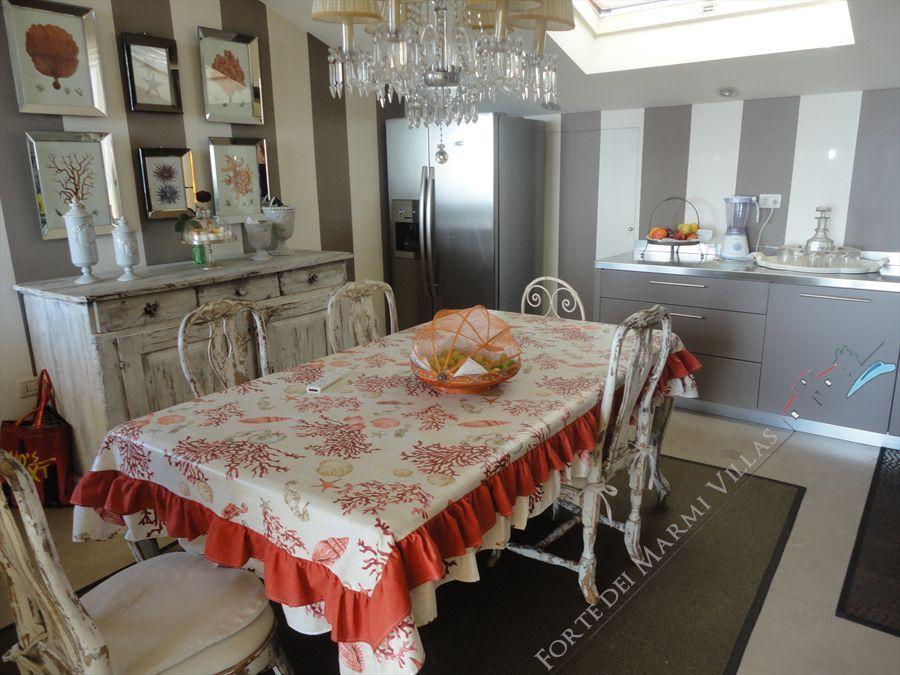 Appartamento Miramare  : Cucina