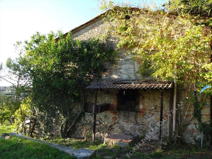 Villa  Rustica vista mare  Деревенский дом  на продажу  Пьетрасанта