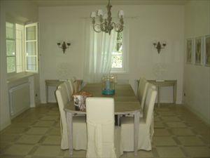 Villa Panerai : Гостиные