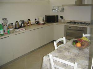Villa Panerai : Кухня
