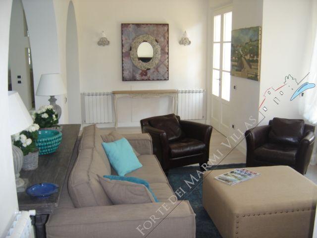 Villa Panerai : Living Room