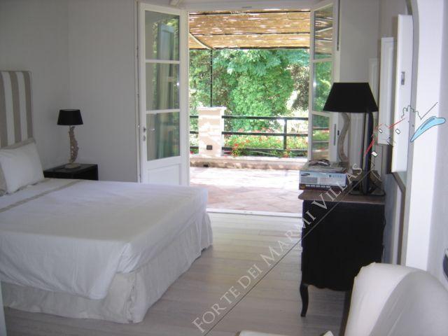 Villa Panerai : Camera matrimoniale