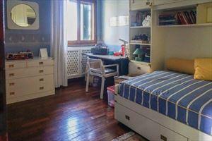 Villa Berenice : спальня с двуспальной кроватью