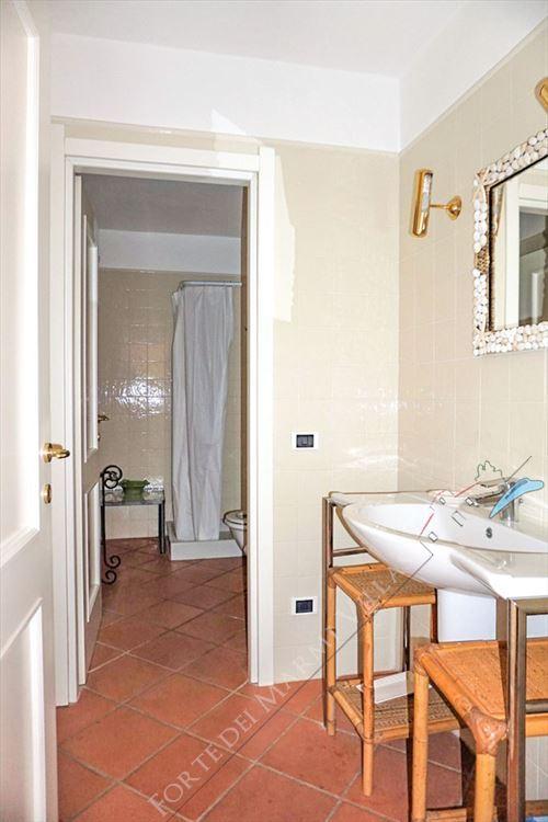 Villa Maremma : Bagno con doccia
