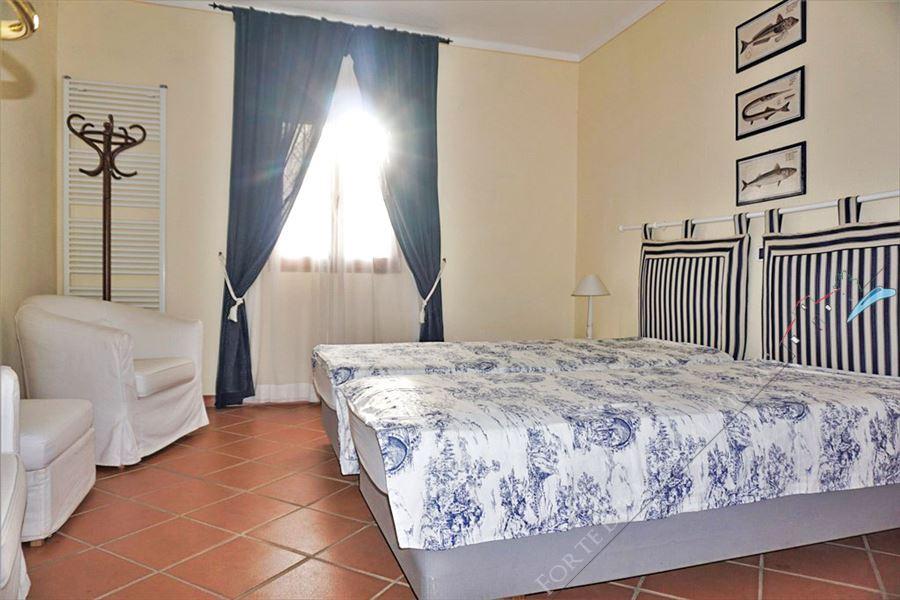 Villa Maremma : Camera matrimoniale