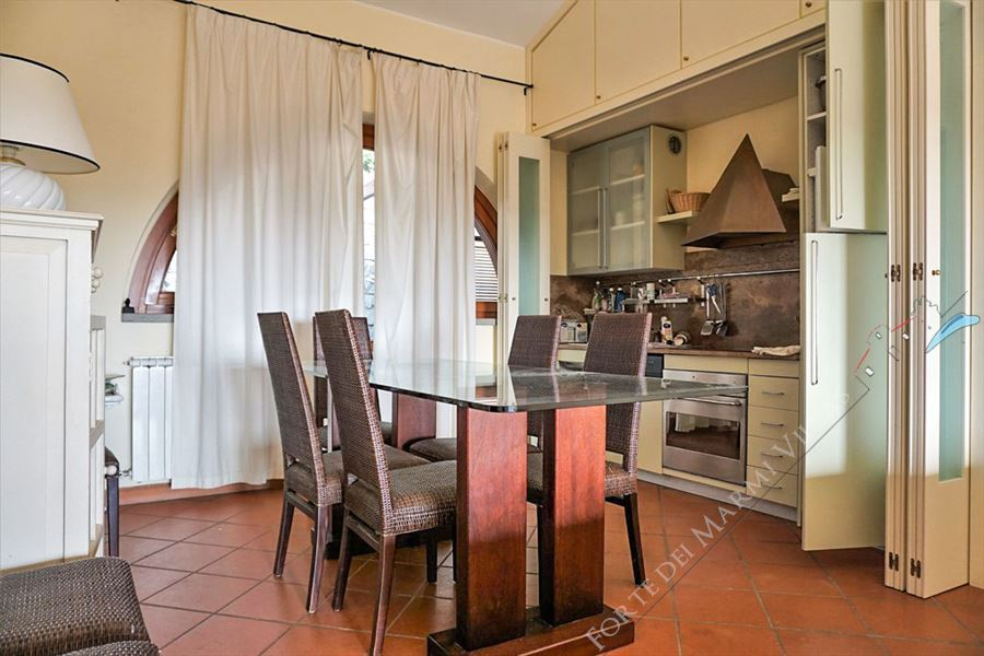 Villa Maremma : Dining room