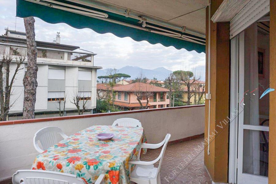 Monolocale Cardo appartamento affitto Forte dei Marmi