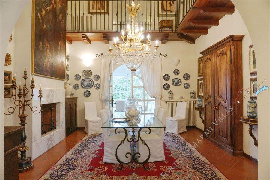 Villa Duchessa : Sala da pranzo