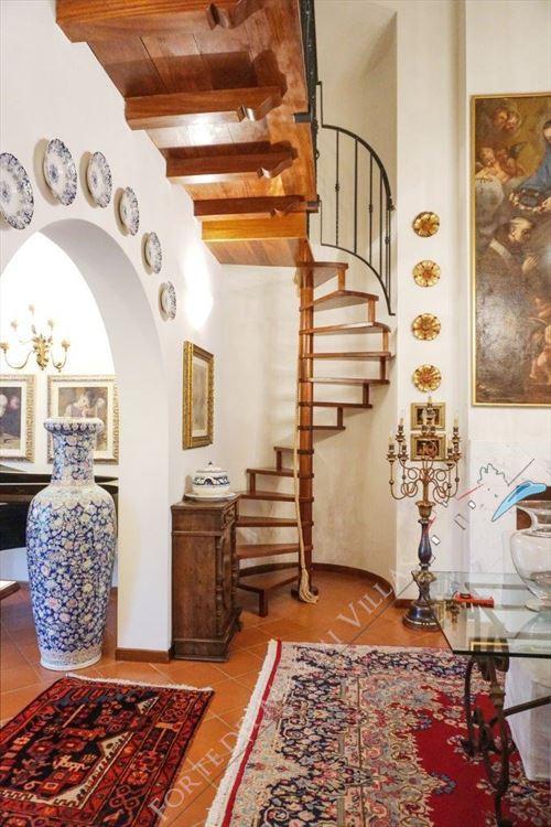 Villa Duchessa : Vista interna