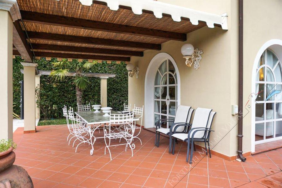 Villa Duchessa : Veranda