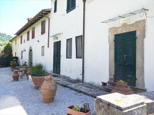 Villa Massarosa : Outside view