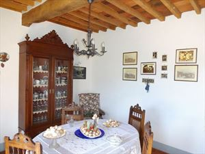 Villa Massarosa : Dining room