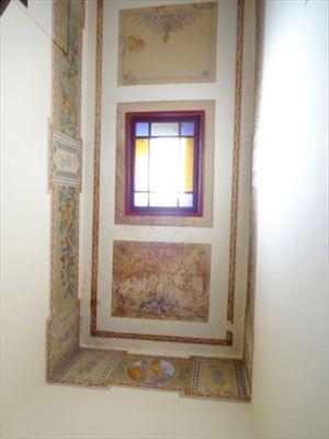 Villa Massarosa : Vista interna