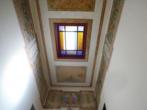 Villa Massarosa : Inside view