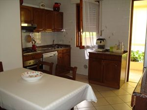 Villa Fiore Rosso   : Cucina
