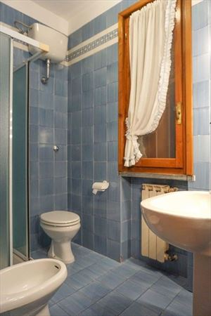 Villa Lionella : Bathroom with shower