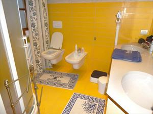 Villa Palatina   : Bathroom with shower