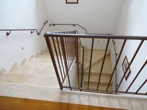 Villa Palatina   : Marble stairs