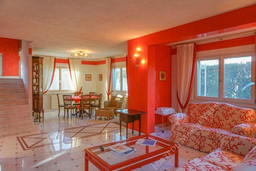 Villa Marilyn : Lounge