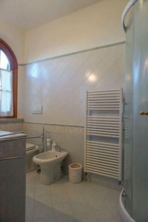 Villa Viola : Bagno con doccia