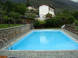 Villa Evelin : Swimming pool