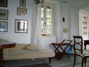 Villa Evelin : Inside view