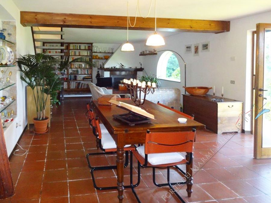 Villa Serendipity : Vista interna