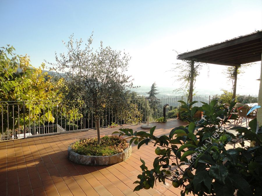 Villa Collina   sea  view : Vista esterna