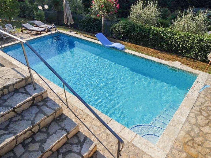Villa Serendipity : Piscina