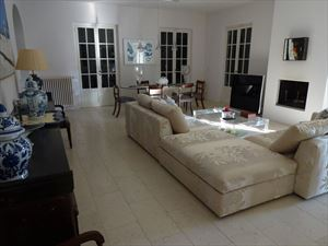 Villa Francesca : Salotto