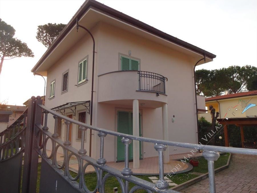 Villa Clivia - Detached villa Forte dei Marmi