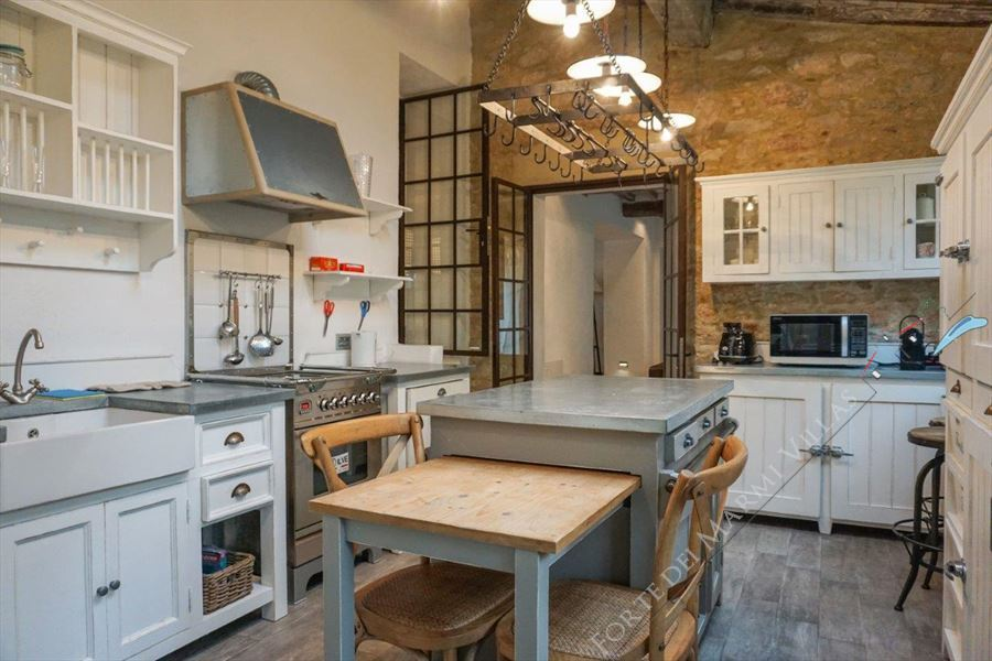 Villa Lavanda   : Cucina
