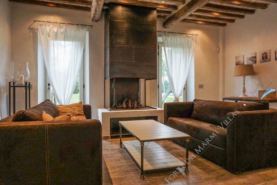 Villa Lavanda   : Salotto