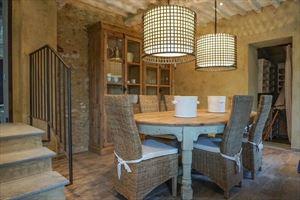 Villa Lavanda   : Sala da pranzo