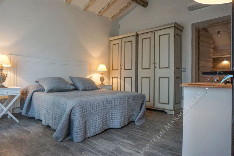 Villa Lavanda   : Camera matrimoniale