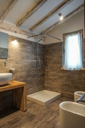 Villa Lavanda   : Bathroom with shower