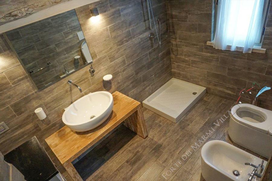 Villa Lavanda   : Bagno con doccia