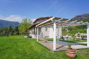 Villa Sorriso : Вид снаружи