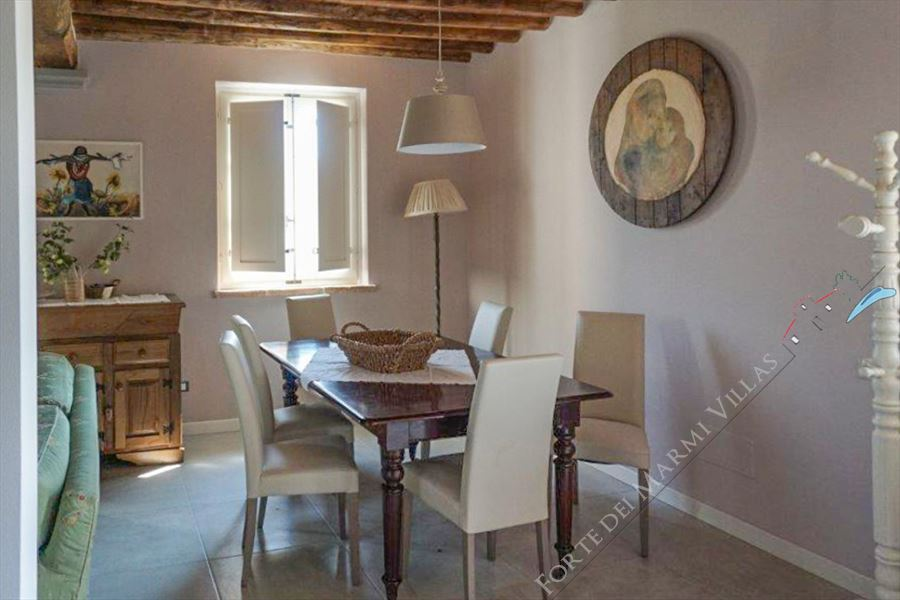Villa Sorriso : Sala da pranzo