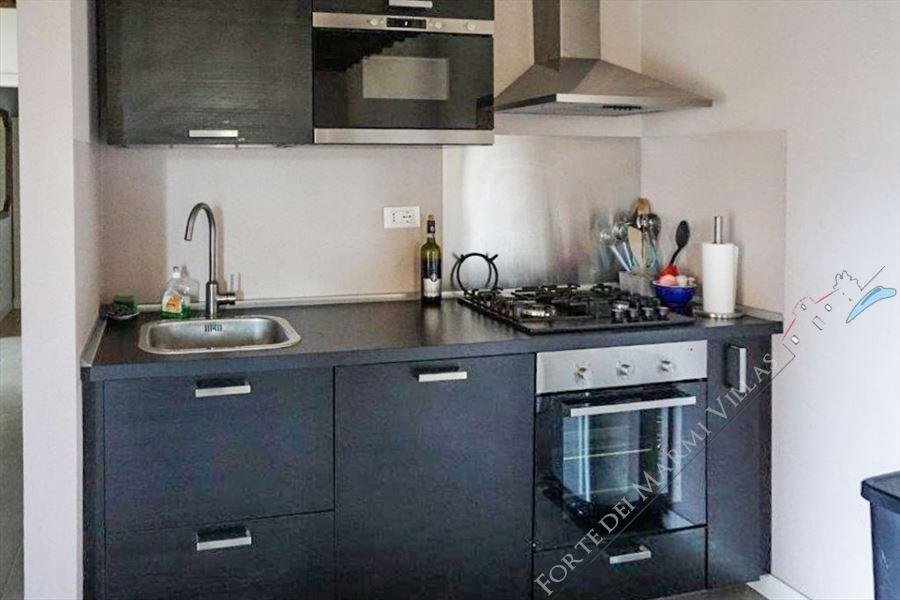 Villa Sorriso : Cucina