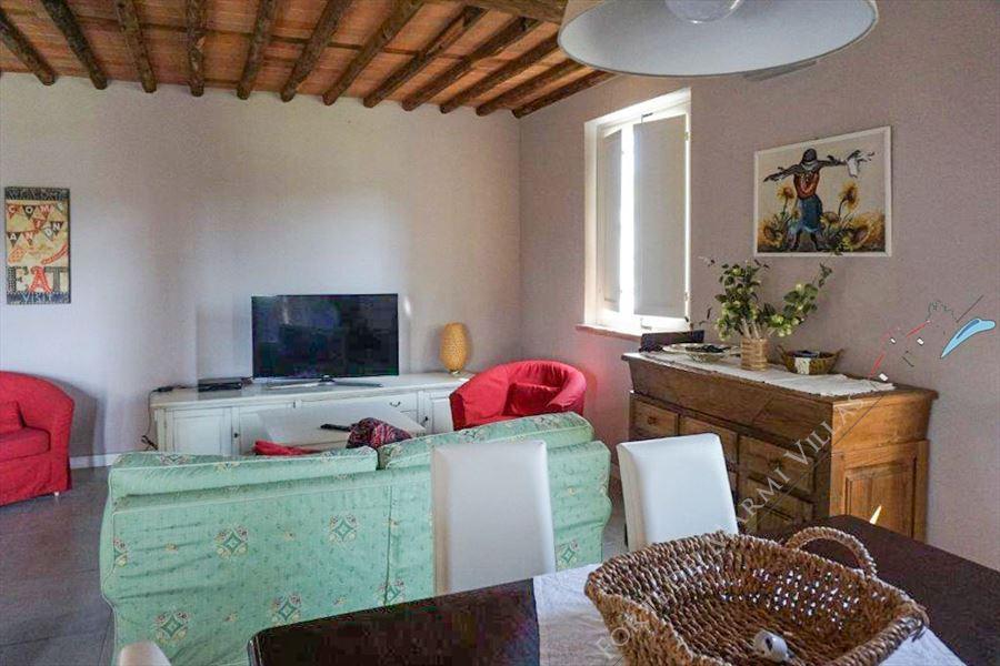 Villa Sorriso : Vista interna