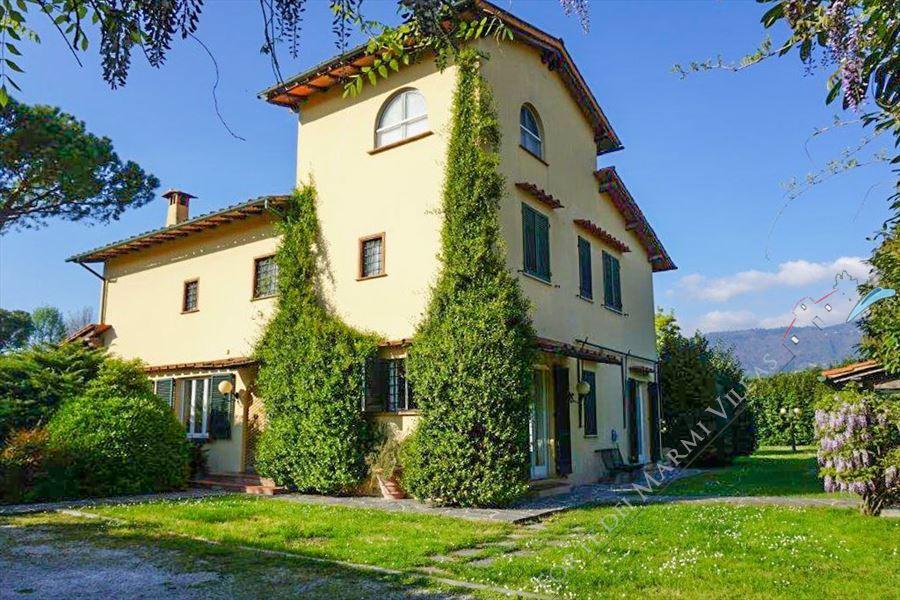 Villa  Atlantide   - Detached villa Forte dei Marmi