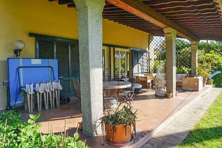 Villa  Atlantide   : Veranda