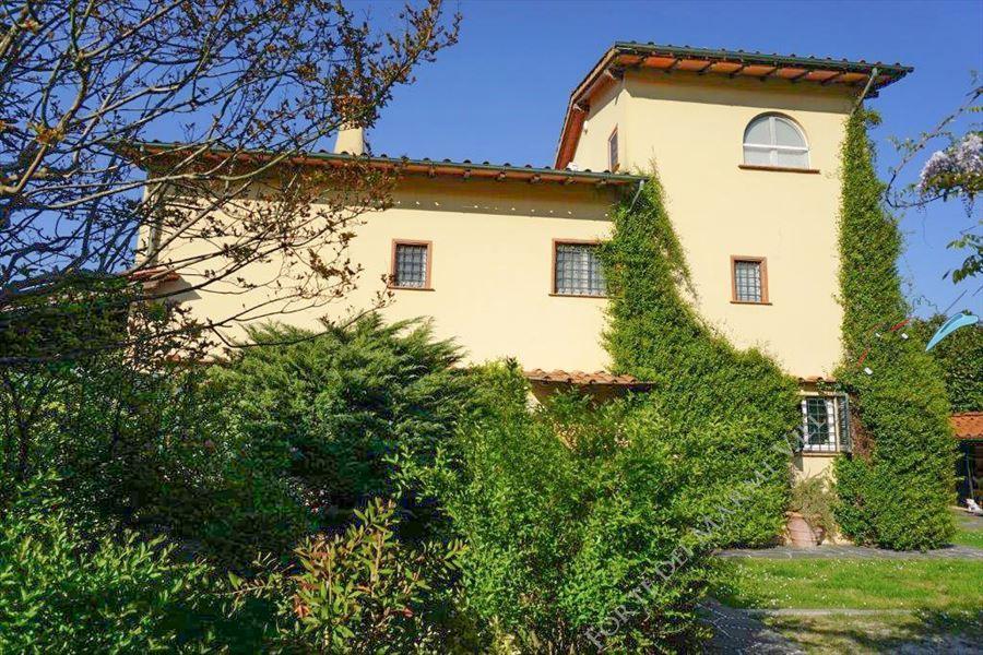 Villa  Atlantide   : Outside view