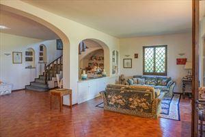 Villa Cristina : Гостиная