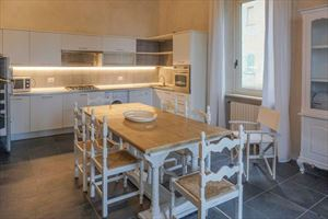 Villa Maestrale : Sala da pranzo