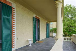 Villa Maestrale : Terrace