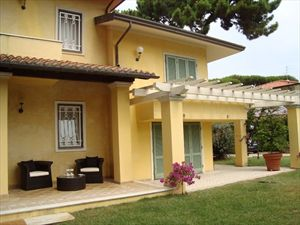 Villa  Amarcord : Outside view