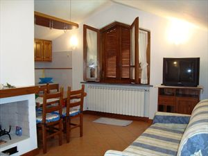 Appartamento Cinquale : Vista interna