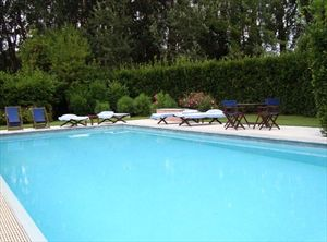 Villa Ronchi : Swimming pool